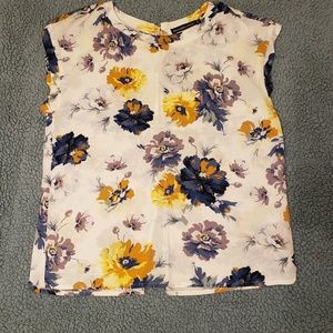 Abercrombie and Fitch Short Sleeve Blouse